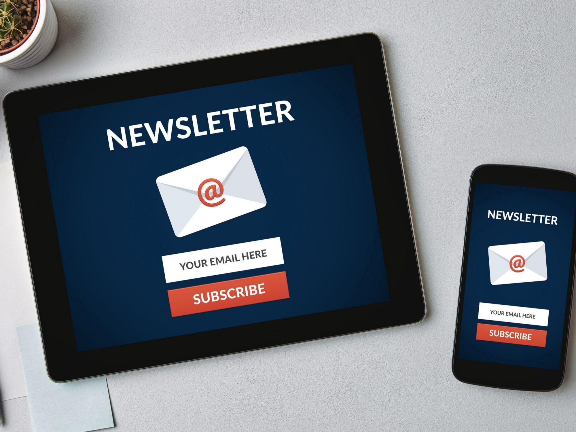Newsletter - on-line