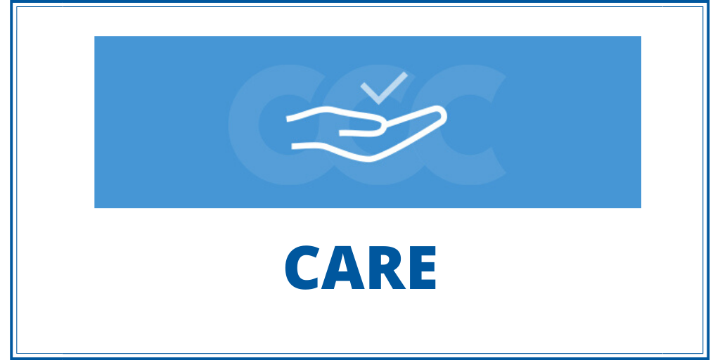 We care - and always provide the highest level of service